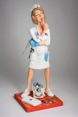 Die Krankenschwester (Mini) - The Nurse FORCHINO