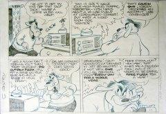 William van Horn: Stampede and Deliver! Layout, Seite 5