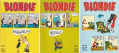 Blondie Band 1, 2, 3 (3 Hefte)
