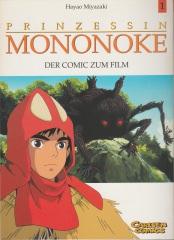 Prinzessin Mononoke Teil 1 Der Comic zum Film