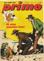 Primo Nr. 25/1972
