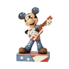 American Anthem (Mickey Mouse Figurine)