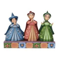 Die drei guten Feen: Königliche Gäste (Dornröschen/Aurora)