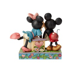 Micky & Minni Maus: Kußstand