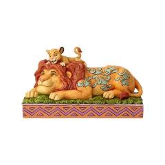 Simba & Mufasa: A Fathers Pride