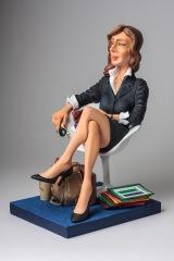 Die Geschäftsfrau - The Businesswoman