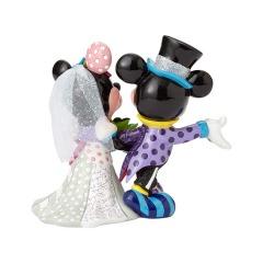 Micky & Minni Maus Hochzeitsfigur BRITTO