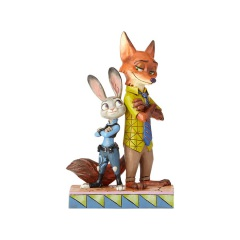 Judy & Nick: Partners in Crime-Fighting