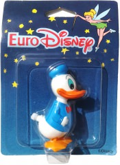 Aufziehfigur Donald Duck (Tomy/Eurodisney)