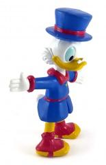 Dagobert Duck Seid umschlungen Biegefigur (Just Toys)