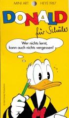 Donald für Schüler Tischkalender (Heye 1987)