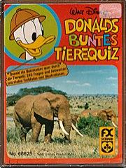 Donalds buntes Tierequiz