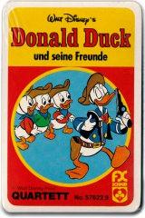 Quartett Donald und seine Freunde
