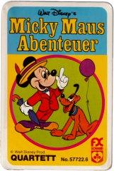 Quartett Micky Maus Abenteuer