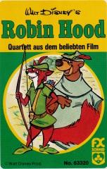 Quartett Robin Hood