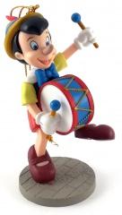 Pinocchio mit Trommel Weihnachtsbaumhänger