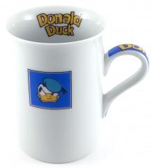 Becher Donald Duck grimmig