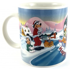 Becher Happy Holidays 1998 DISNEY