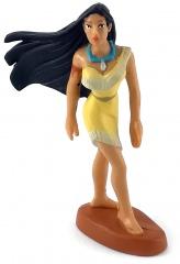 Pocahontas stehend (MATTEL) Kleinfigur