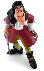 Käptn Hook (DISNEY STORE) Kleinfigur 8cm