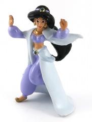 Jasmin im Prinzessinnengewand (MATTEL) Kleinfigur 7cm