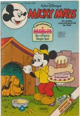 Micky Maus 33/1983 (m. Beilage / Z:1)