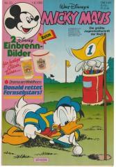 Micky Maus 23/1985 (o. Beilage / Z:1)