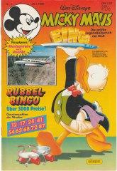 Micky Maus 4/1988 (Z:1-)