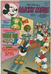 Micky Maus 5/1985 (o. Beilage / Z:1-2)