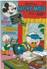 Micky Maus 7/1985 (m. Beilage / Z:1-2)