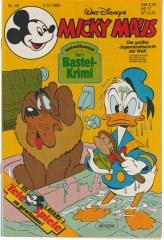 Micky Maus 40/1983 (o. Beilage / Z:1-)