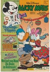 Micky Maus 8/1985 (o. Beilage / Z:1-2)