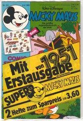 Micky Maus 32/1985 (m. Beilage / Z:0)