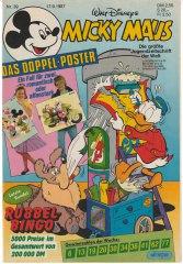Micky Maus 39/1987 (o. Beilage / Z:1-2)