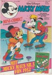 Micky Maus 51/1988 (m. Beilage / Z:0-1)