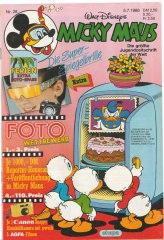 Micky Maus 28/1986 (o. Beilage / Z:1-)