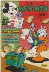 Micky Maus 16/1985 (o. Beilage / Z:1-2)