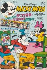 Micky Maus 11/1988 (o. Beilage / Z:0-1)