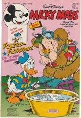 Micky Maus 36/1986 (o. Beilage / Z:1-)